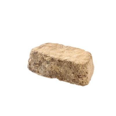 Mini Beltis 3 in. H x 8 in. W x 4 in. D Avondale Concrete Retaining Wall Block (378-Piece/Pallet)