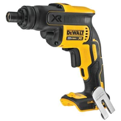 20-Volt MAX XR Cordless Brushless Drywall Screwgun Threaded Clutch Housing (Tool-Only)