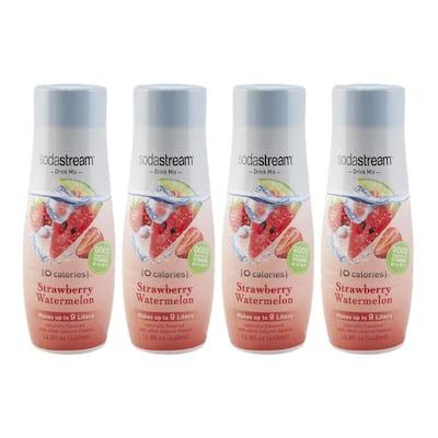 440 ml Strawberry Watermelon Zero Calorie Drink Mix (Case of 4)