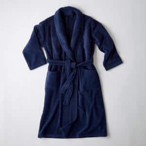 The Company Store Mens Turkish Cotton Long Robe Deals