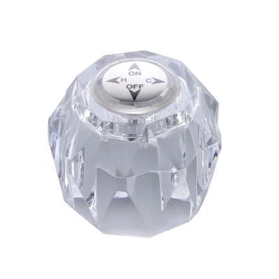 Aragon Single-Handle Faucet Handle Kit