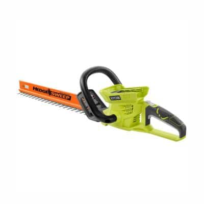 40V 24 in. Cordless Battery Hedge Trimmer (Tool Only)