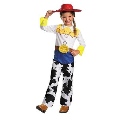 Small Girls Toy Story Quality Jessie Costume