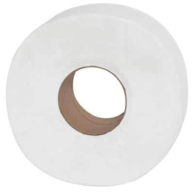 Jumbo Roll Dispenser Bath Tissue 2-Ply (12 Roll)