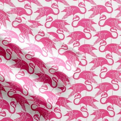 Percale Printed Graphic 200-Thread Count Cotton Sheet Set