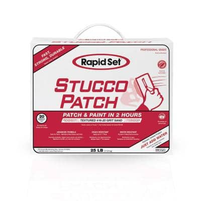 25 lbs. Stucco Patch