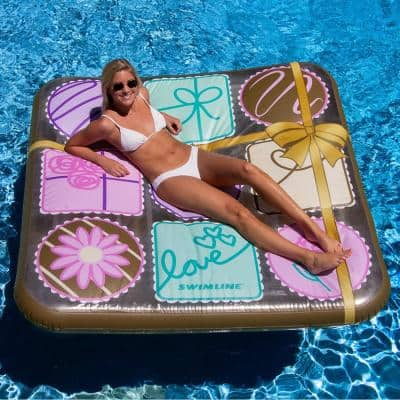 Box of Chocolates Pool Float