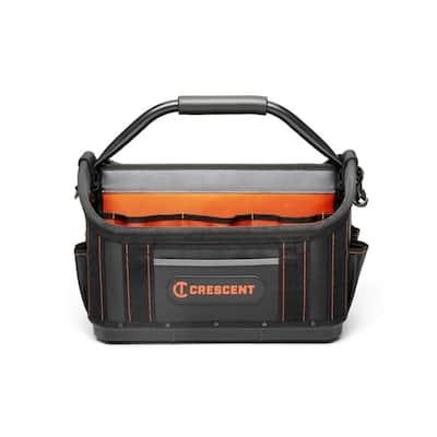 17 in. Tradesman Open Top Tool Bag