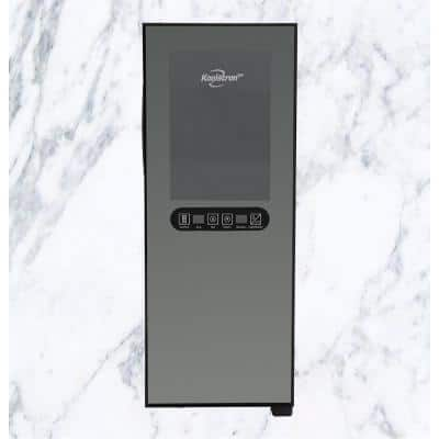 20 in. 12 Bottle Wine and 24 Can Dual Zone Thermoelectric Wine Cooler Width with Digital Temperature Controls