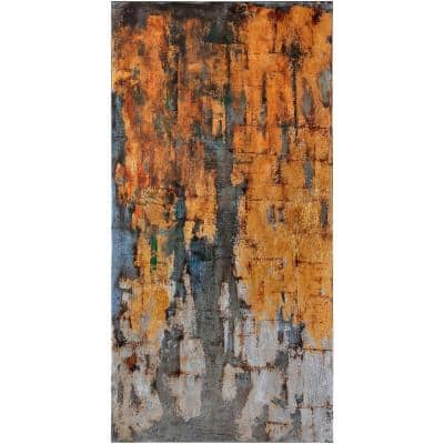 """60 in. x 30 in. """"Callixtus"""" Canvas Wall Art"""