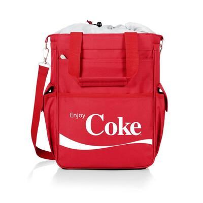 36 oz. Red Coca-Cola Activo Tote Cooler