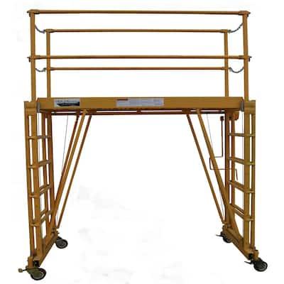 6 ft. x 22 in. Adjustable Work Platform Deck