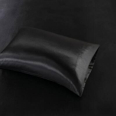 Satin 6-Piece Polyester Wrinkle-Free Luxurious Sheet Set