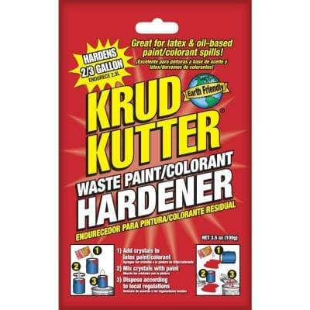 3.5 oz. Waste Paint Hardener