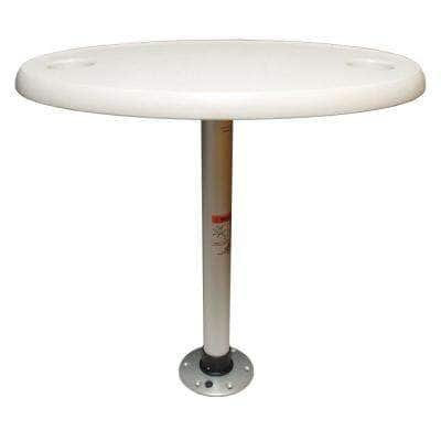 Oval Thread-Lock Table Package