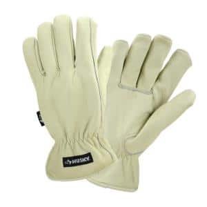 Large Water Resistant Leather Work Glove