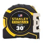 FATMAX 30 ft. x 1-1/4 in. Auto Lock Tape Measure