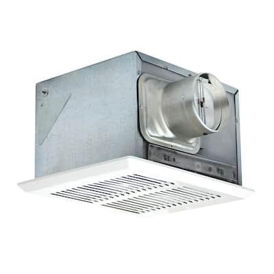 ENERGY STAR® Certified Quiet Fire Rated 50 CFM Ceiling Bathroom Exhaust Fan