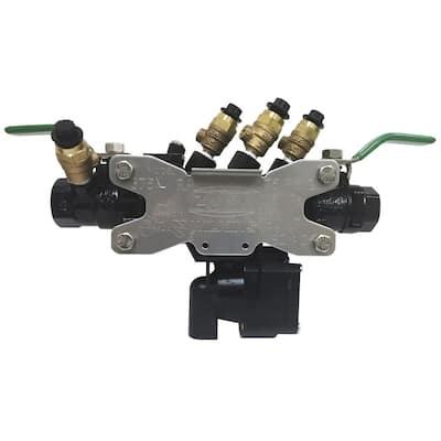 3/4 in. Bronze Reduced Pressure Principle Backflow Preventer