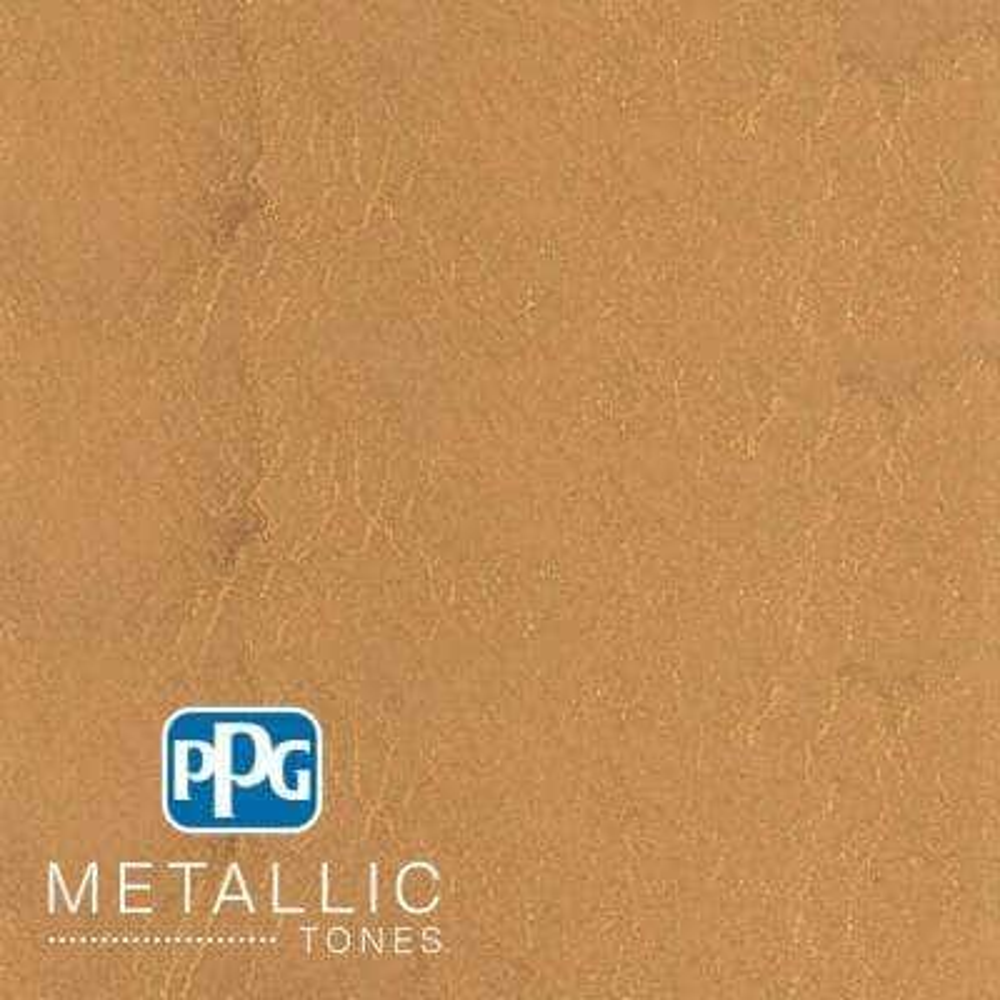 1  gal. #MTL139 Copper Kiss Metallic Interior Specialty Finish Paint