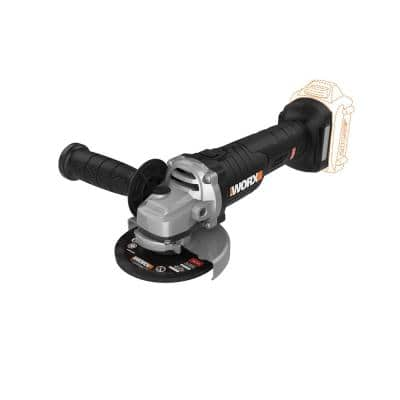 Power Share 20-Volt Cordless 4-1/2 in. Angle Grinder with Brushless Motor (Tool-Only)