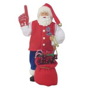12 in. Mississippi #1 Santa