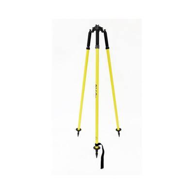 Aluminum Yellow Prism Pole Tripod