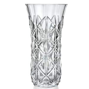 11.5 in. Enigma Crystal Vase