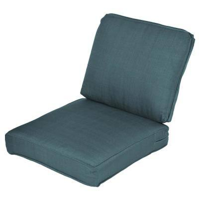 Charleston 2-Piece Deep Seating Outdoor Lounge Chair Cushion