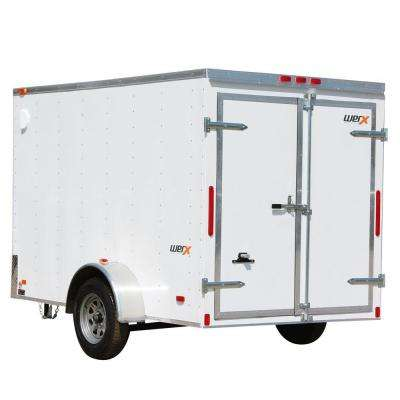 2005 lb. Enclosed Cargo Trailer