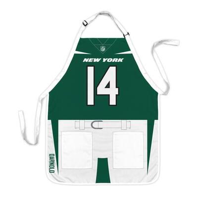 Sam Darnold New York Jets NFL Jersey Apron