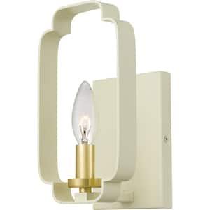 Centennial 1-Light Light Cream Wall Sconce