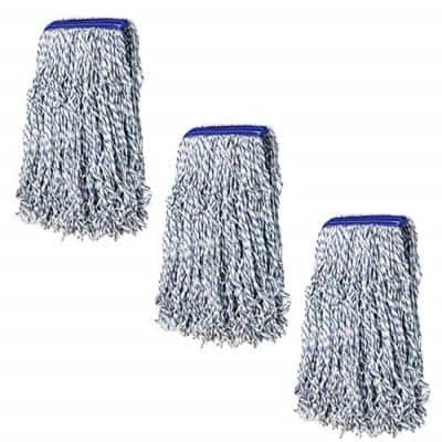 Nano Microbial Cut End Finish Mop (3-Pack)