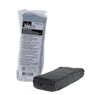 1 lb. Block Duct Seal Compound (Standard Pack 6 Blocks)