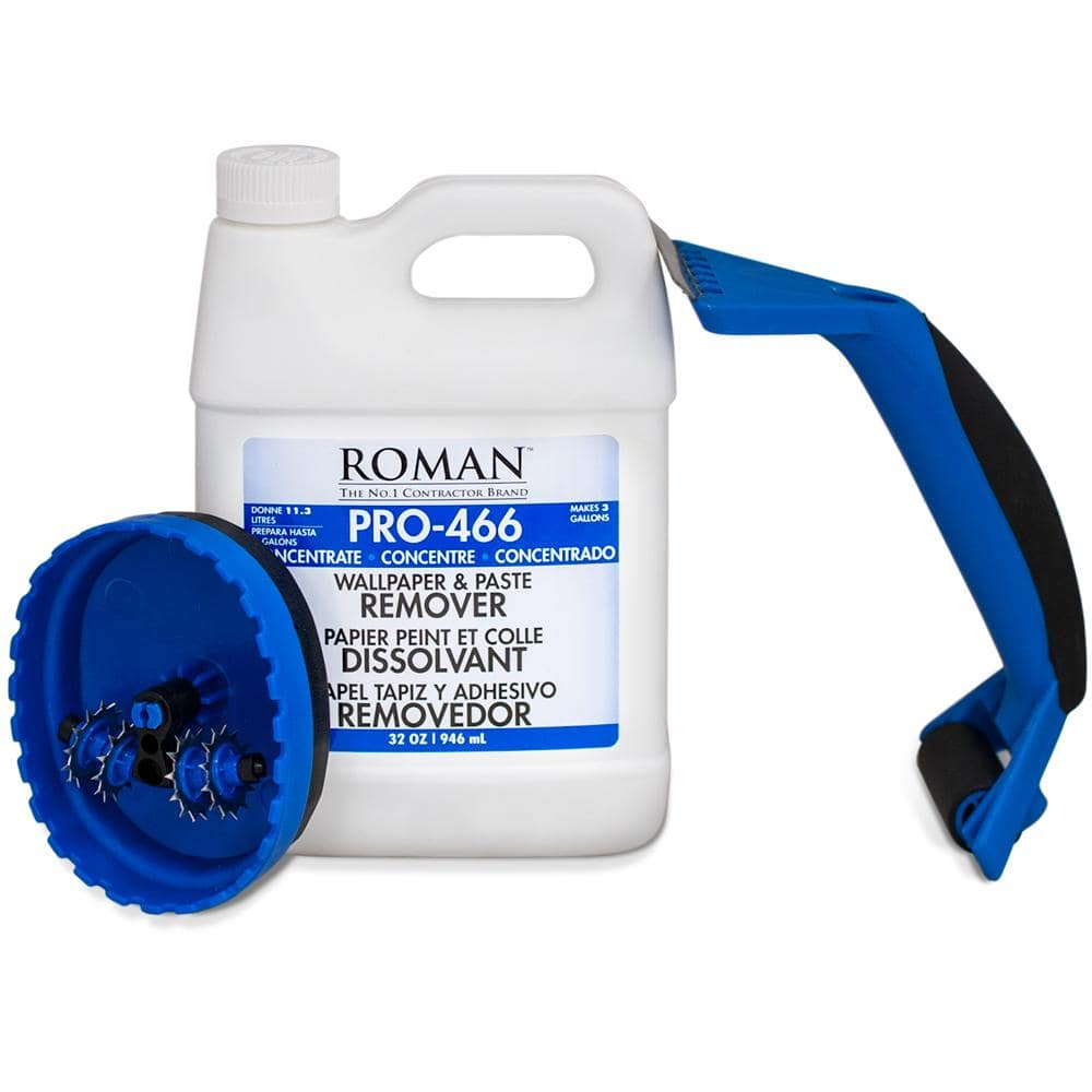 Roman Professional 32 oz. Wallpaper Removal Kit