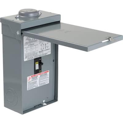 QO 100 Amp Double Pole Molded Case Switch