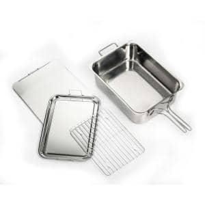 4-Piece Stainless Steel Specialty Sets