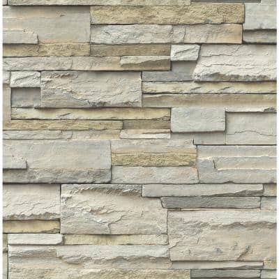 Slate Neutral Wallpaper Sample