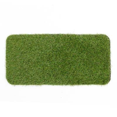 Pet Tray Collection 12 in. x 28 in. Artificial Grass Pee Pad Replacement