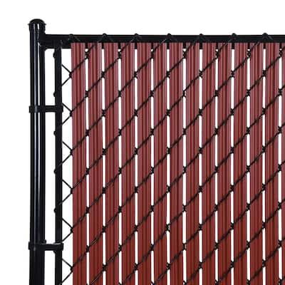 M-D 6 ft. Privacy Fence Slat Redwood