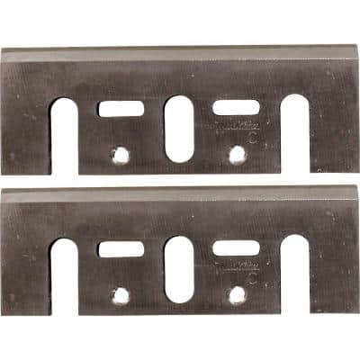 3-1/4 in. High Speed Steel Planer Blades for use with 3-1/4 in. planers