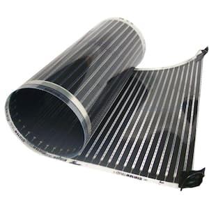 120 Volt Radiant Floor Heating System, Radiant Heat Under Laminate Flooring