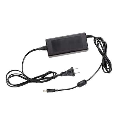 TaskWork 48-Watt Black Plug in Power Supply with 8 ft. Cord