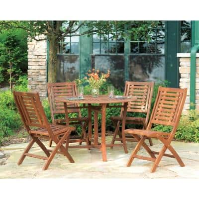 Wood Outdoor Dining Table