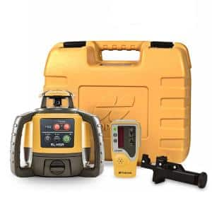 RL-H5A Horizontal Self-Leveling Rotary Laser Level with LS-80L Receiver