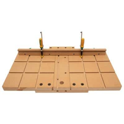 PM2820EVS Table with MicroJig Clamps