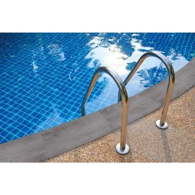 13 in. x 24 in. Lucas Canitia Gray Porcelain Pool Coping (26 Pieces/56.33 sq. ft./Pallet)