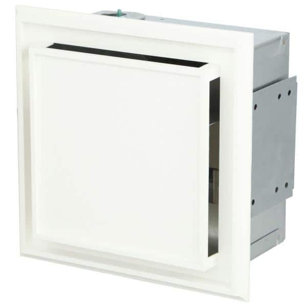 Broan Nutone Duct Free Wall Ceiling Mount Bathroom Exhaust Fan 682nt The Home Depot