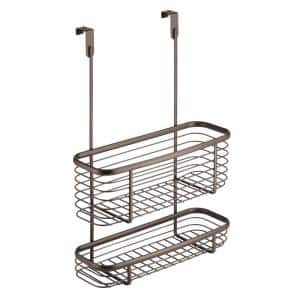 Axis Over The Cabinet X3 Basket in Bronze