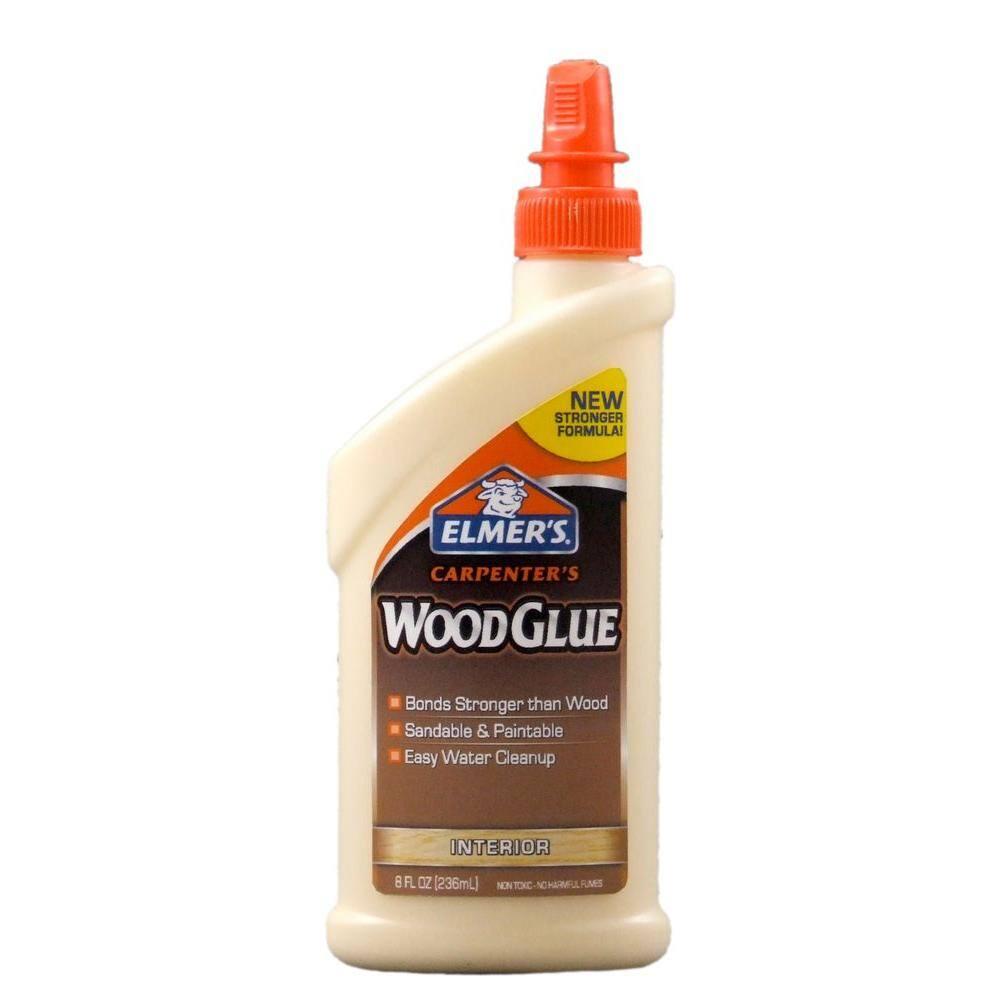Elmer's 8 oz. Carpenter's Wood Glue